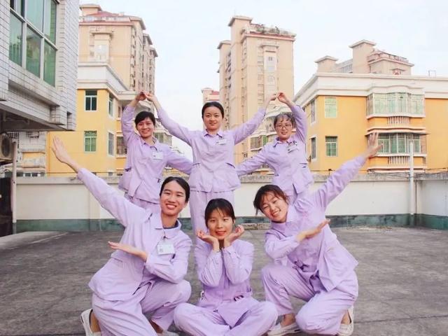 护士节 | 这群护士小姐姐们用她们的名字传真情