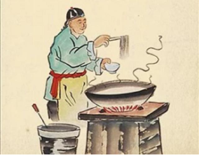 棋子面——古人的方便面,便于携带又好吃,古代行军必备品
