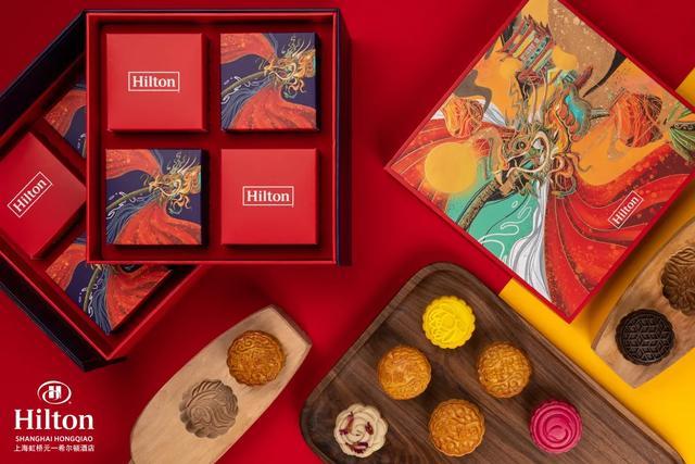 2020全新月饼包装设计欣赏,礼盒还能这么玩