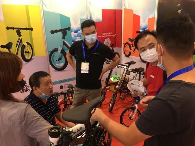 2020深圳童车母婴展览会完美收官,大行完美呈现品牌实力