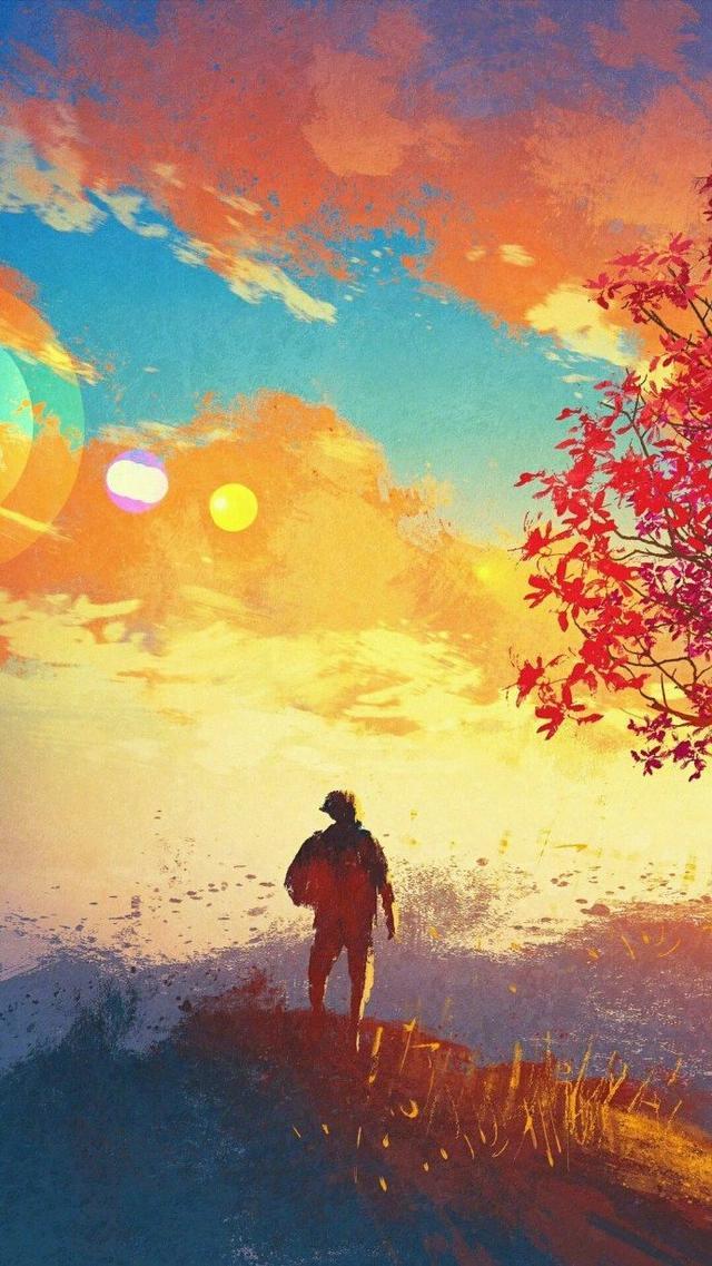 十月再见正能量早安心语说说:没有永远的失败,只有被失败打垮的人
