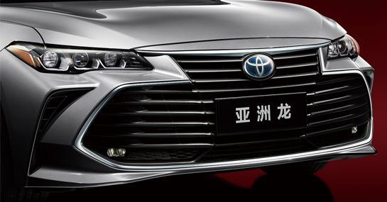 最低不到20萬,一汽豐田亞洲龍行情調查,日系中型車的代表作