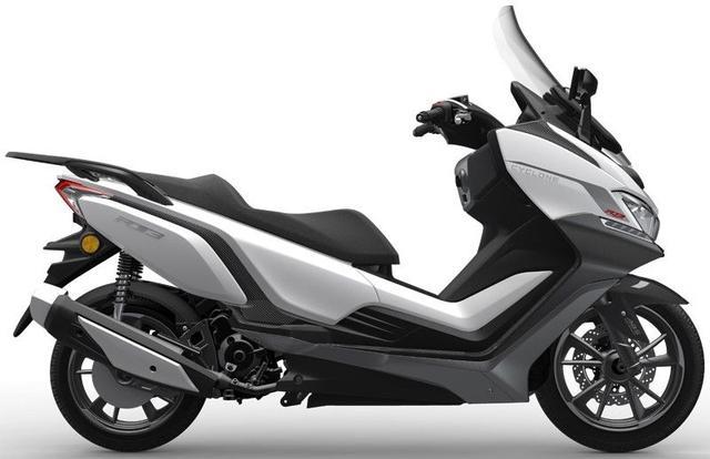 预算2万左右,颜值高一点,坐着舒适的摩托车,有哪些?