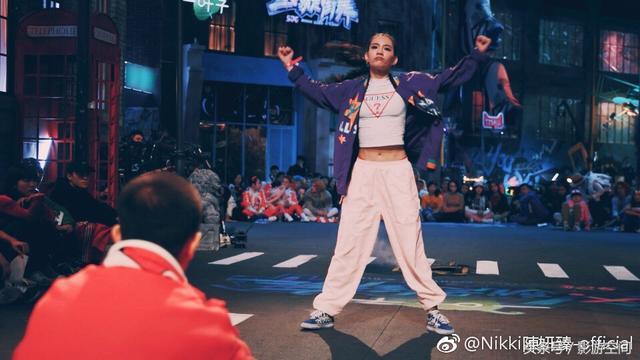 《这就是街舞》的女神一只手都数不过来,隔壁家一个苏恋雅就够?