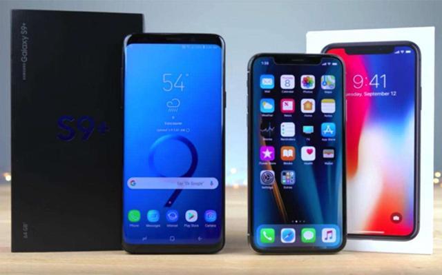 全世界最热销手机上Top10,苹果三星霸榜,小米手机OPPO挤入前五