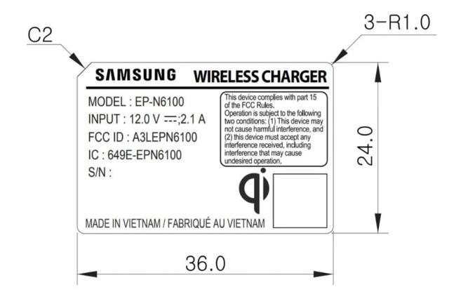 五色可选!三星Note9再透剧:配超大型充电电池 25W无线快充