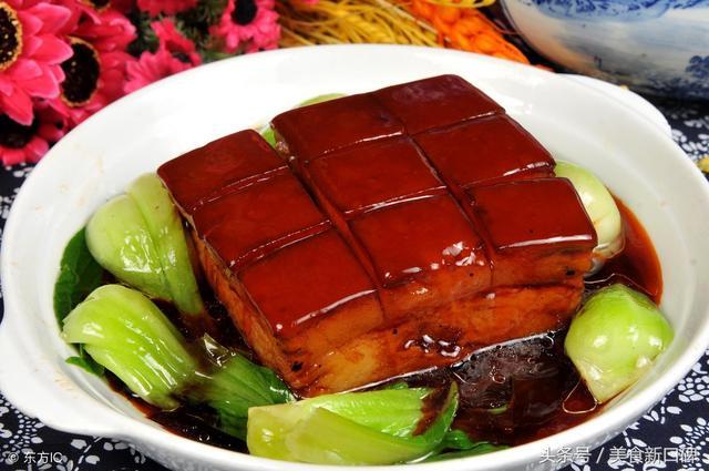 东坡肉与红烧肉有何区别