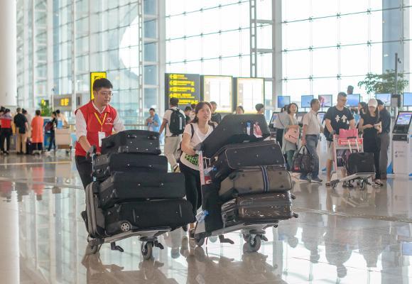 同层级领先!上半年重庆机场旅客满意度测评居全球首位