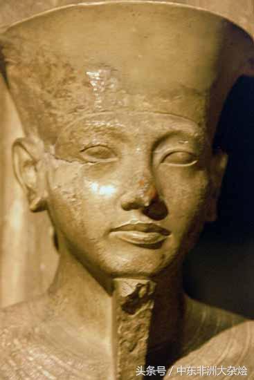 古埃及人是什么人种,为什么和现在的非洲人一点也不一样