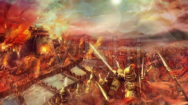 中国古代战争十大奇迹