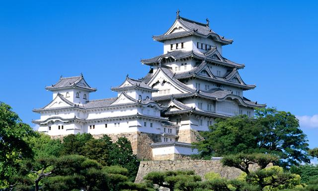 天守阁—日本封建时期风云动荡的缩影