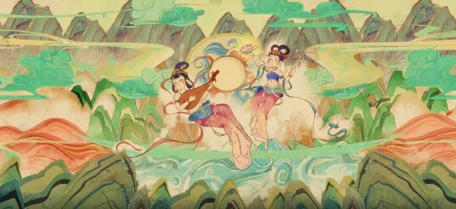 寻找九色神鹿!《梦幻西游》电脑版敦煌动画片第三集上线