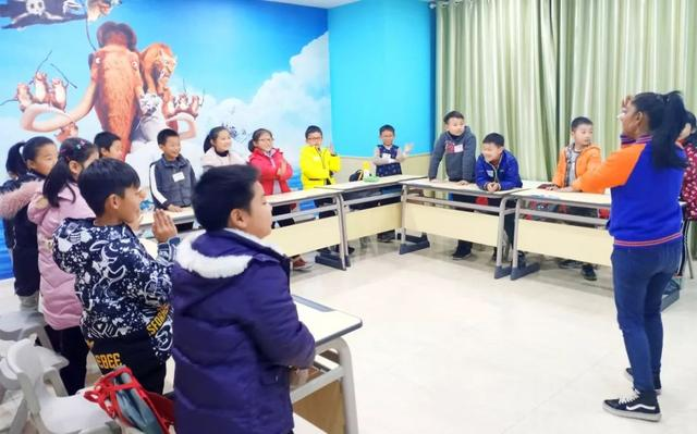 弗恩英语外教课堂