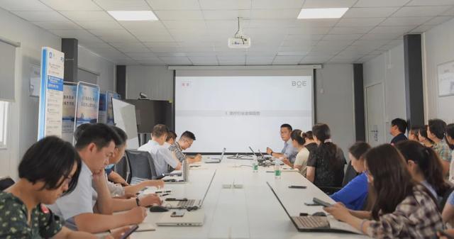 成都京东方医院与德勤举行「医疗行业及新建医院经验分享会」