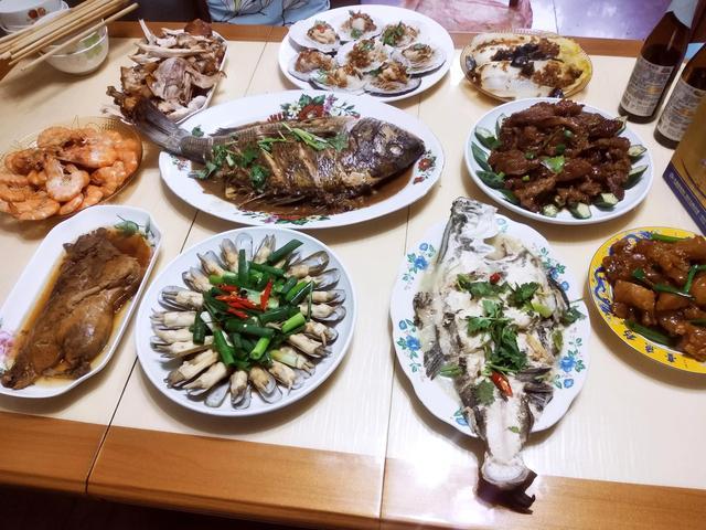 坐标山东,每个季节阶段哪种海鲜好吃
