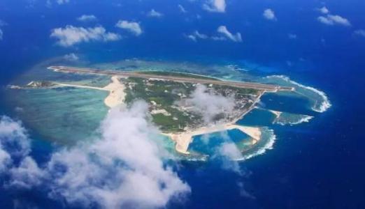 为什么南海的岛礁绝大多数都是环状的-第3张图片-IT新视野