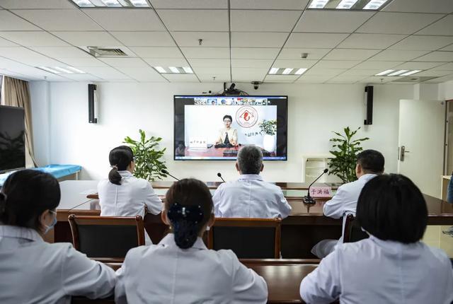 阜阳市妇女儿童医院参加「长三角妇产科党建共同体」签约仪式