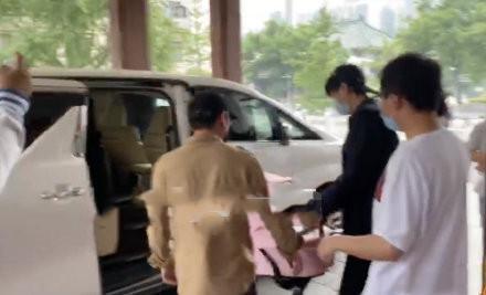 张若昀女儿小名叫什么 不满女儿小名被造谣发文怒怼  第10张
