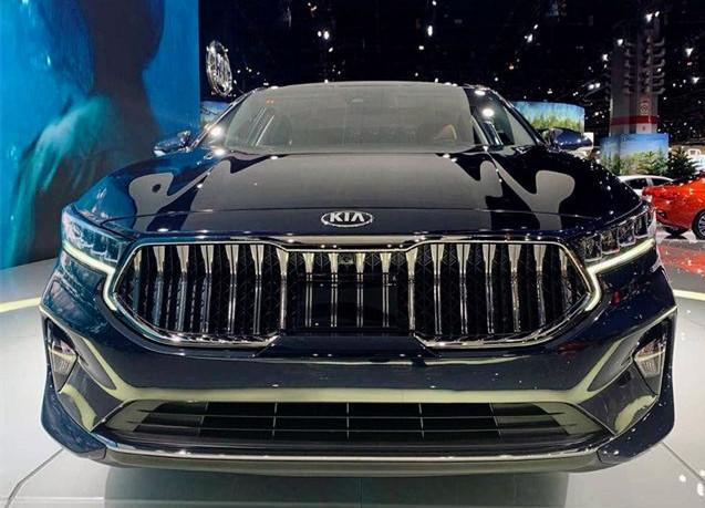 """被称是韩版""""玛莎""""!全新起亚K7曝光,比亚洲龙漂亮,配V6引擎"""