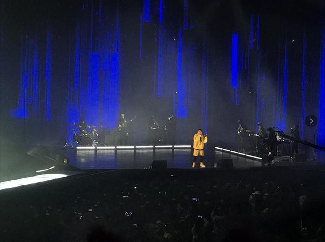 看了Jony J南京個人演唱會,光是現場上座率就嚇到我了...