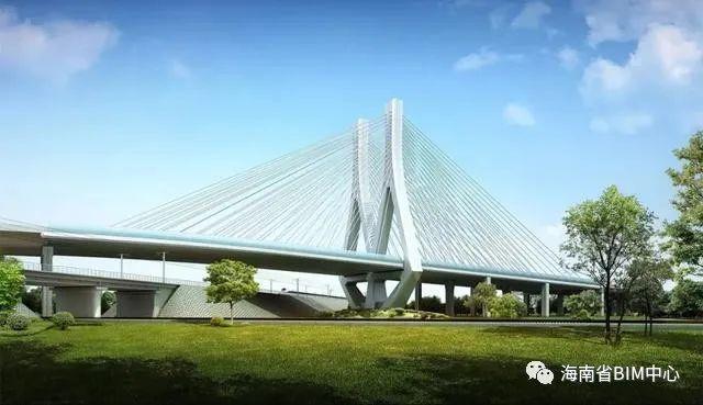 大吨位高塔斜拉转体桥BIM技术应用(含PPT视频模型)