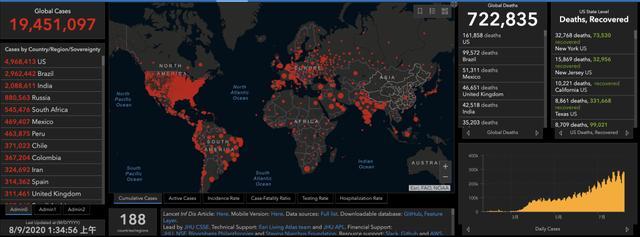 全球第一波疫情何时结束?张文宏:现在是最黑暗的时刻