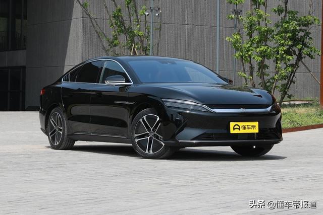 数读 | 比亚迪7月销量:宋家族贡献一半份额,汉EV首月售出1205辆