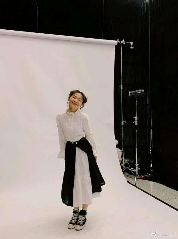 金靖,一个将生活带到舞台的真实女子