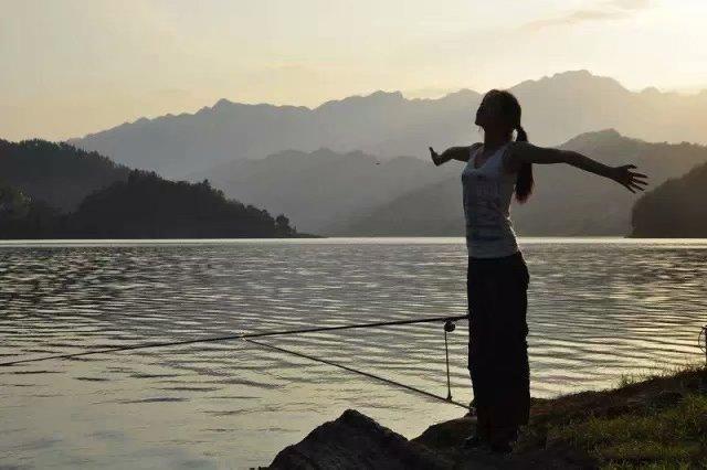 你第一次钓鱼是什么时候?