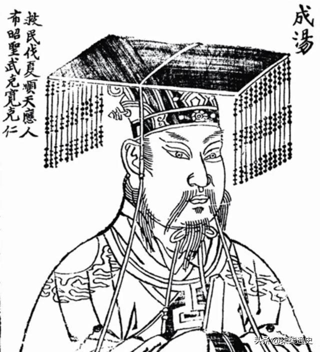 商朝建立多少年?第一位皇帝是谁?总共有几代皇帝呢