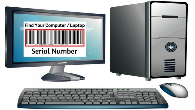 怎样查找笔记本电脑硬盘序列号的