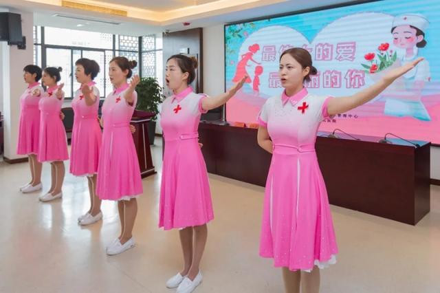常州二院与军休中心共建党建联盟 共庆母亲节与护士节
