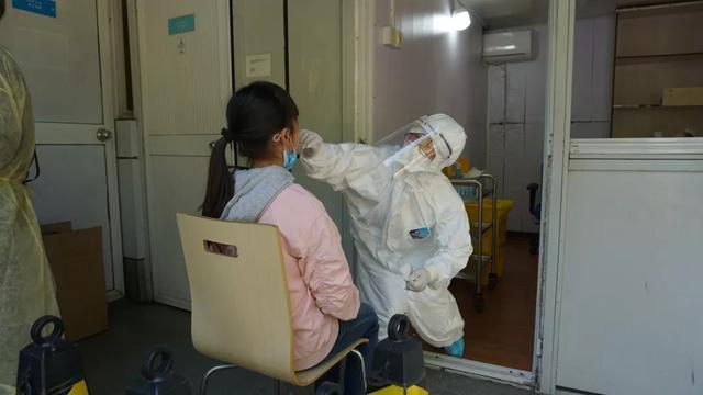 同仁核酸检测点:当天采样、隔天报告,就是这么方便!