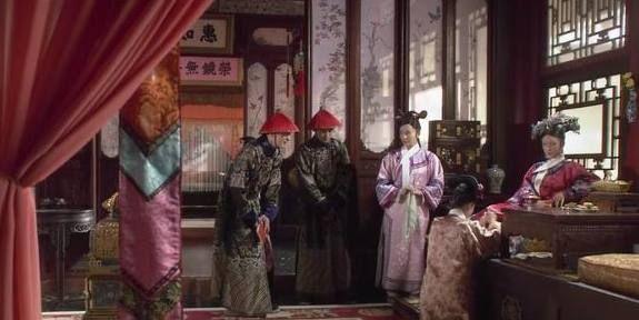 甄嬛传:在甄嬛入宫之前,为什么说皇上其实很宠爱的是芳贵人?