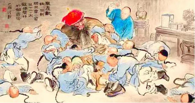 中国王朝更迭、权谋纵横的故事不胜枚举历史上最厉害的九大权谋术