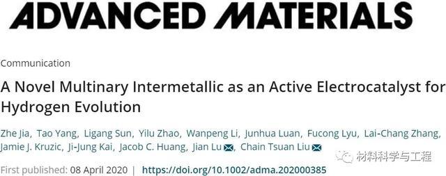 盘点:刘锦川院士2020年部分文章