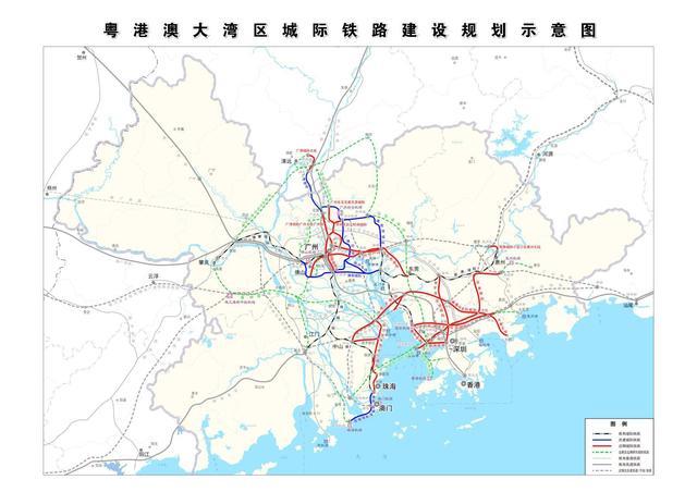 深圳40周年大礼到账:大湾区城际铁路获批,1小时通勤圈来了