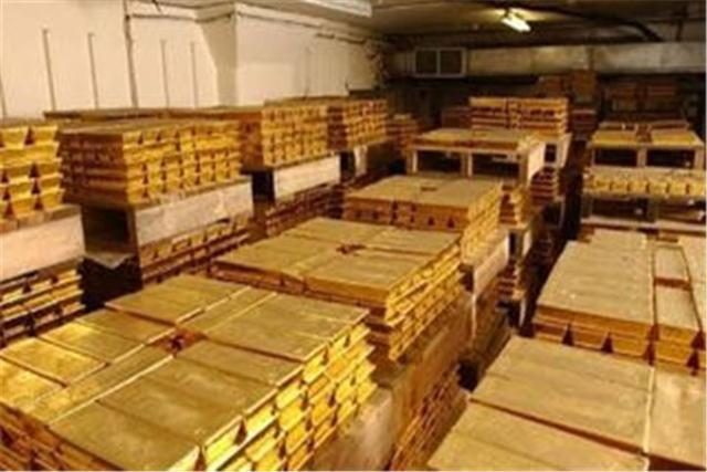"""6次拒绝运回请求!俄罗斯曝料:英国已""""吞掉""""委内瑞拉10亿黄金"""