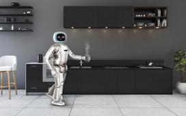 新基建时代,为何智能机器人大有可为?