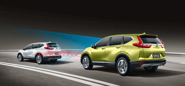 """紧凑级SUV中的""""保值神器""""!现场揭秘CR-V为何如此受消费者青睐"""