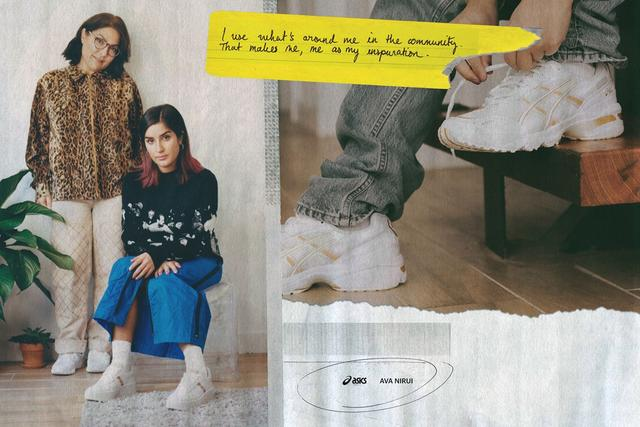 ASICS亚瑟士白金鞋款推出3款新鞋,小白鞋让生活更有态度