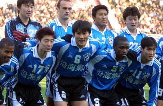 辽宁足球当年到底有多强?