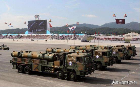 韩国蠢蠢欲动,成功发射近1000公里中程导弹,能覆盖大半个日本
