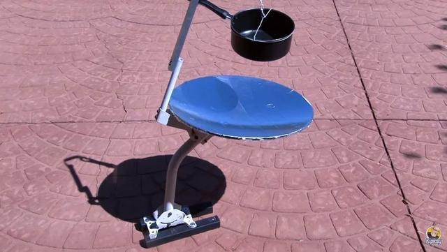 废弃卫星天线改造成四种小工具的方法:蹭网、监听、煮蛋和看电视