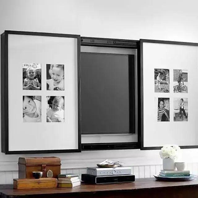 你家的电视墙已经过时了,这几款电视墙太有创意了,给大家晒晒