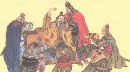 """中国历史上各朝各代的""""五虎将"""""""