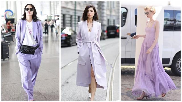 学学这几个搭配小技巧,这个夏天做一团「紫色」旋风吧