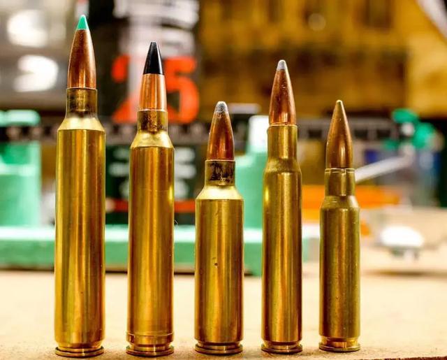 中国用5.8mm,美国用5.56mm,为什么步枪口径都不取整数?