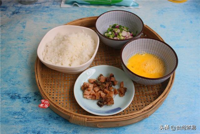 茶餐厅厨师分享炒饭秘诀,简单又实用,香喷喷好吃到舔盘子