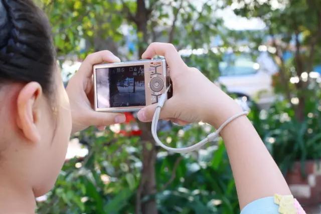 摄影让你年轻、健康、快乐、长寿